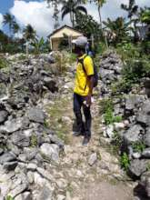 Building homes up mountain trails