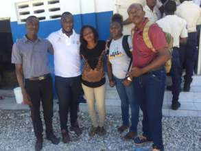 Outreach staff & Medical Intern at Youth Prison