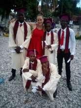 Vocational School Graduation!