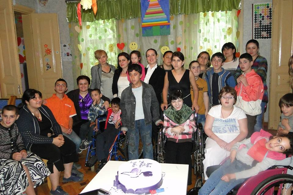 Sensory Room for 52 Children with Disabilities