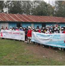 World Aids Vaccine Awareness Procession Walk