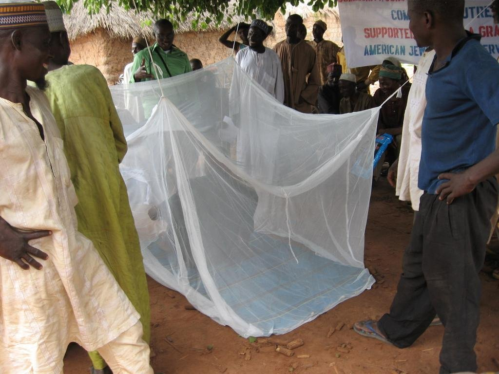 Preventing Childhood Malaria Deaths in Mashegu