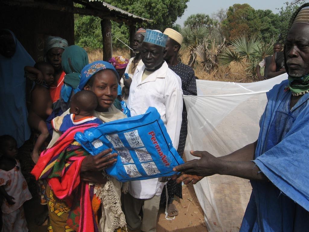 Preventing Childhood Malaria Deaths in Mashegu