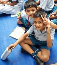 VIDYA School children