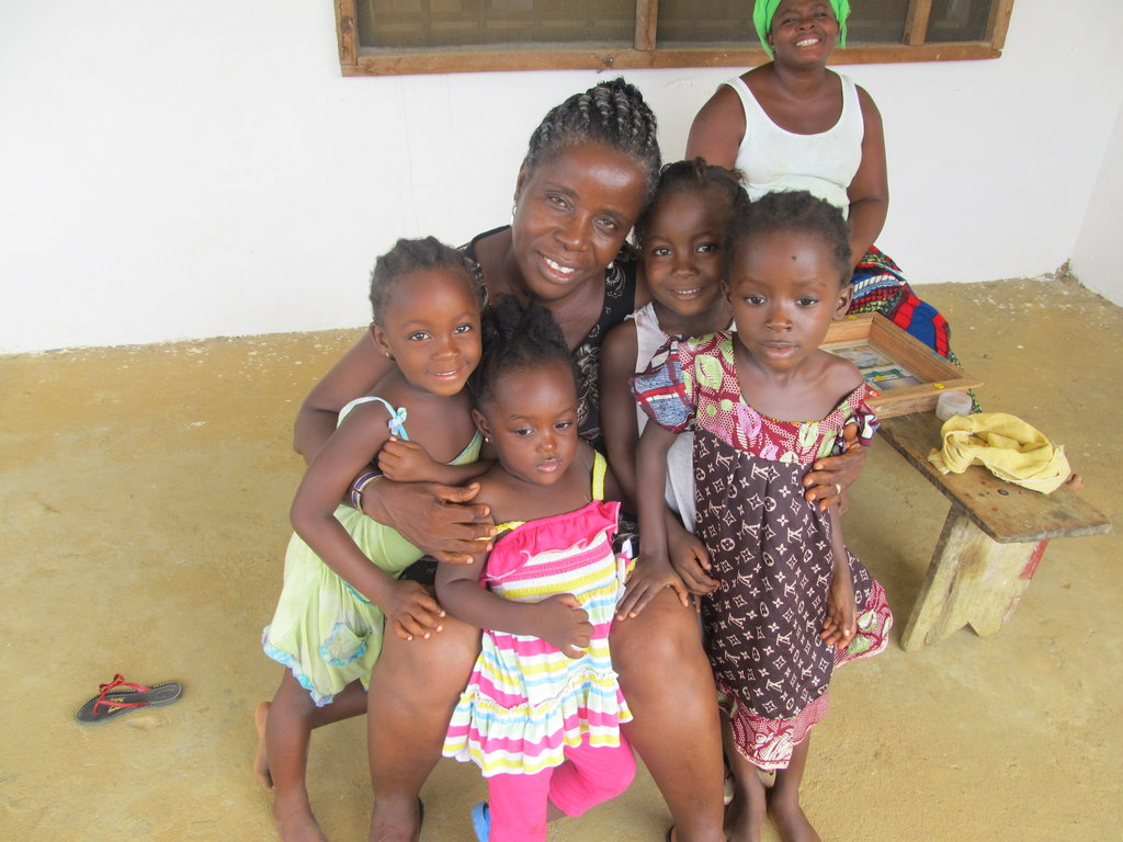 HELP 44 ORPHANS IN LIBERIA STAY IN SCHOOL!