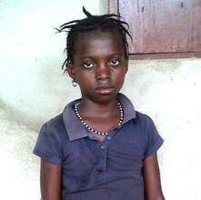 An Ebola Orphan awaiting your sponsorship