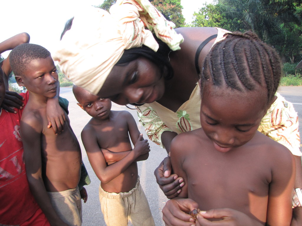 Empower Children in Sierra Leone