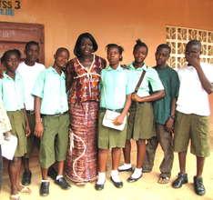 Secondary School Scholarship Recipients