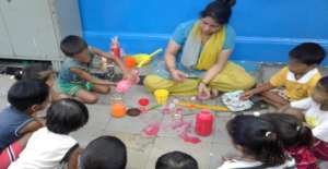 Educational Sessions with Umang beneficiaries