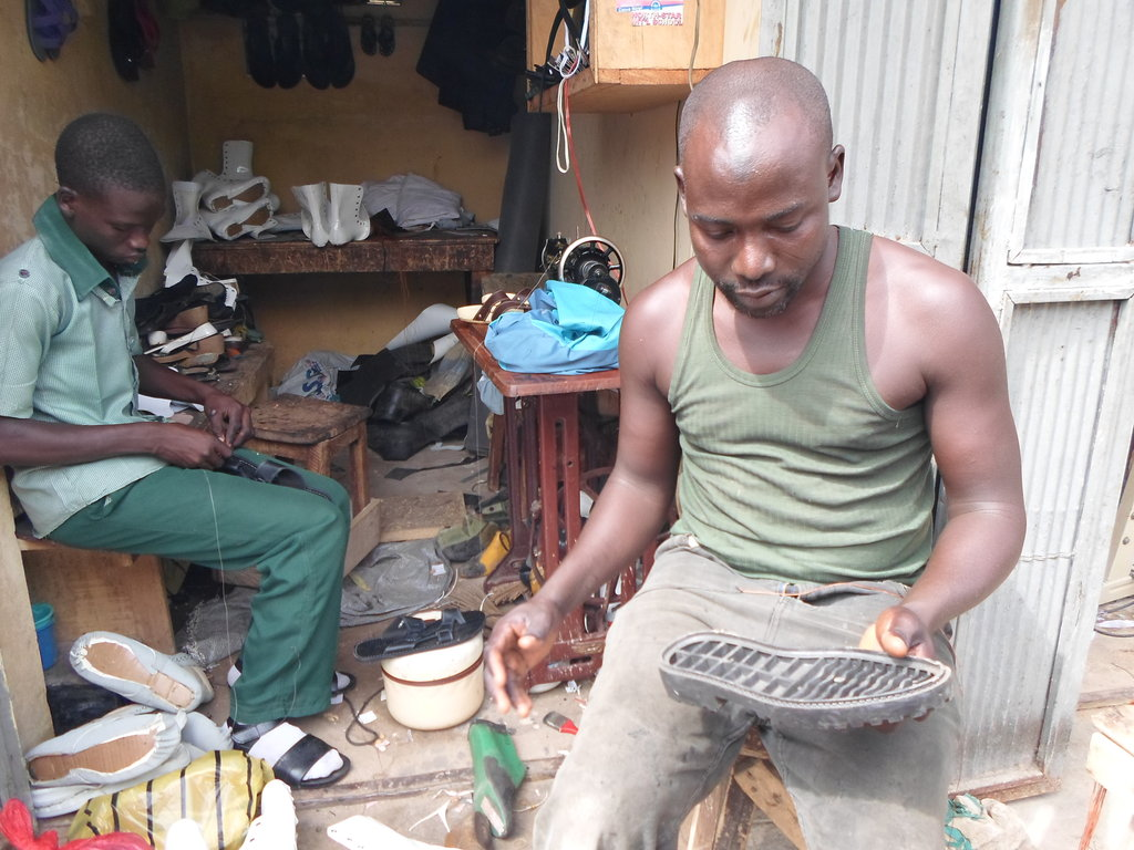 Create 100 Jobs in Nigeria in 2018