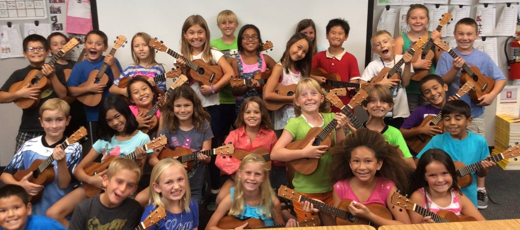 Give the Gift of Music to Children This Holiday!