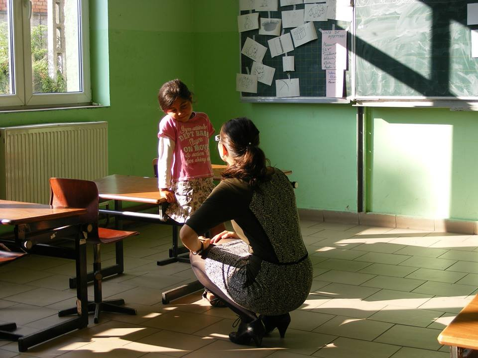 Shape the future of a child in rural Romania!