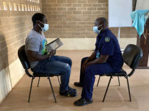Counseling practice exercise, Liberia
