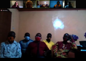 Liberian pastors had learned safety from Ebola