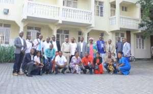 ILA Training Group in Goma