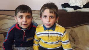 Brothers Omer and Osman