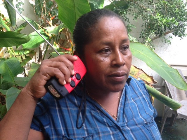 Radios: A Lifeline to Safety for Nicaraguan Women