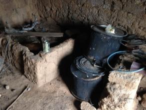 """""""Koncha"""" Traditional stove"""