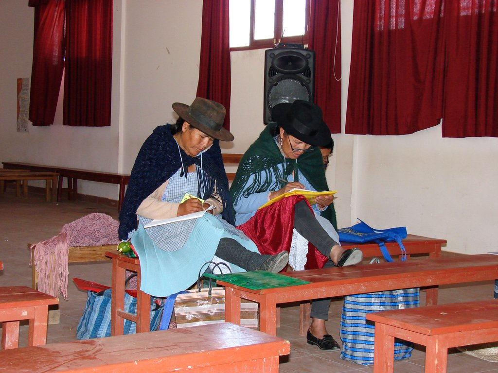 Clean Cook-Stoves for Rural Bolivian Schools