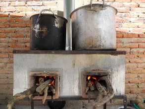 "CEDESOL's fuel-efficient ""rocket stove"""