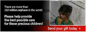educate and feed an orphan female child in india