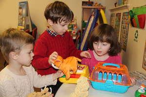 Children develop their social skills
