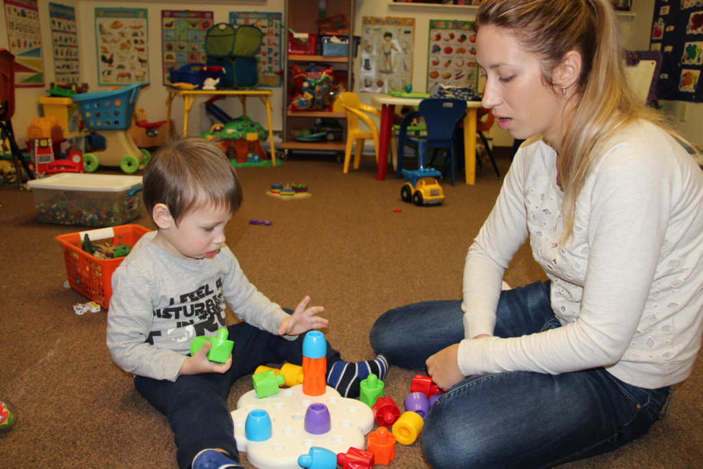 Teaching 6 children with Autism Spectrum Disorder