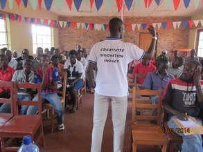 Leadership and Entrepreneur training