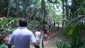 2012 Walk in the Nature event.