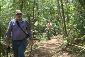 Ministry of Agriculture agroforest experiment.