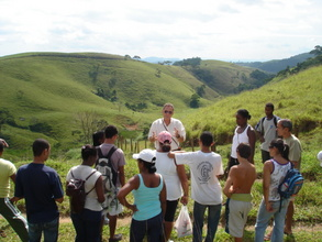 """""""A Day in the Forest"""" Ecological Trekking"""