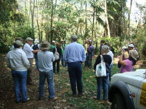 Explaining agroforestry planting systems