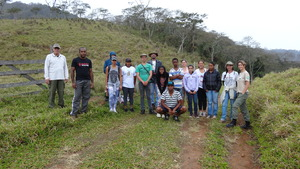 """'A Day in the Forest"""" for Valenca city students."""