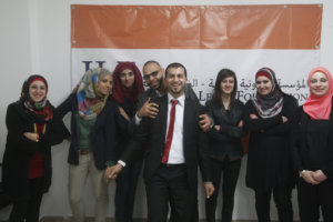 ILF-West Bank's dedicated lawyers and staff