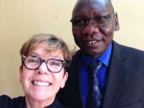 Rea and Rufin Ndakala, Attorney General of the CAR