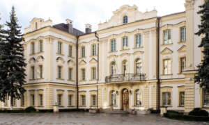 Klov Palace, seat of Supreme Court of the Ukraine