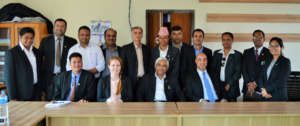 ILF-Nepal and members of the Nepali justice sector