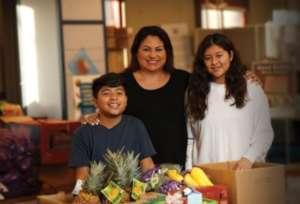 Claribel, Family photo
