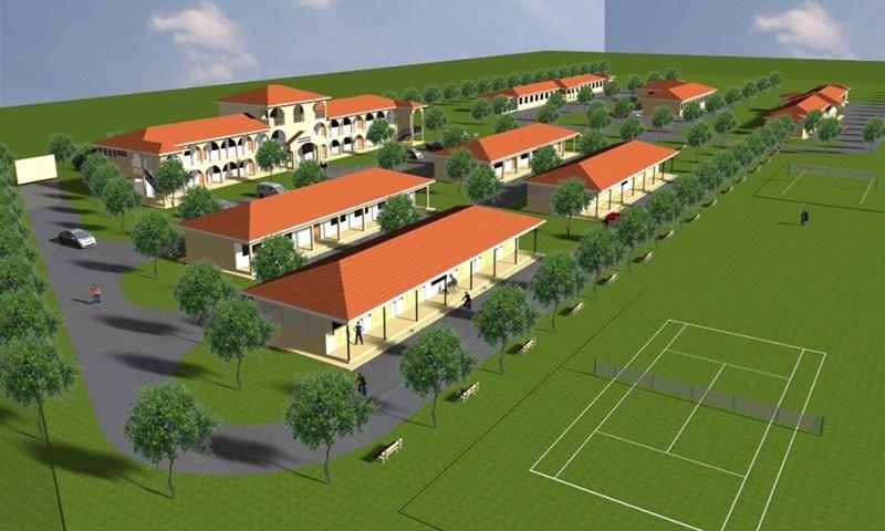 Build a School for Orphaned Children in Uganda