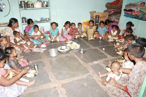 creche centers for poor children sponsorship india