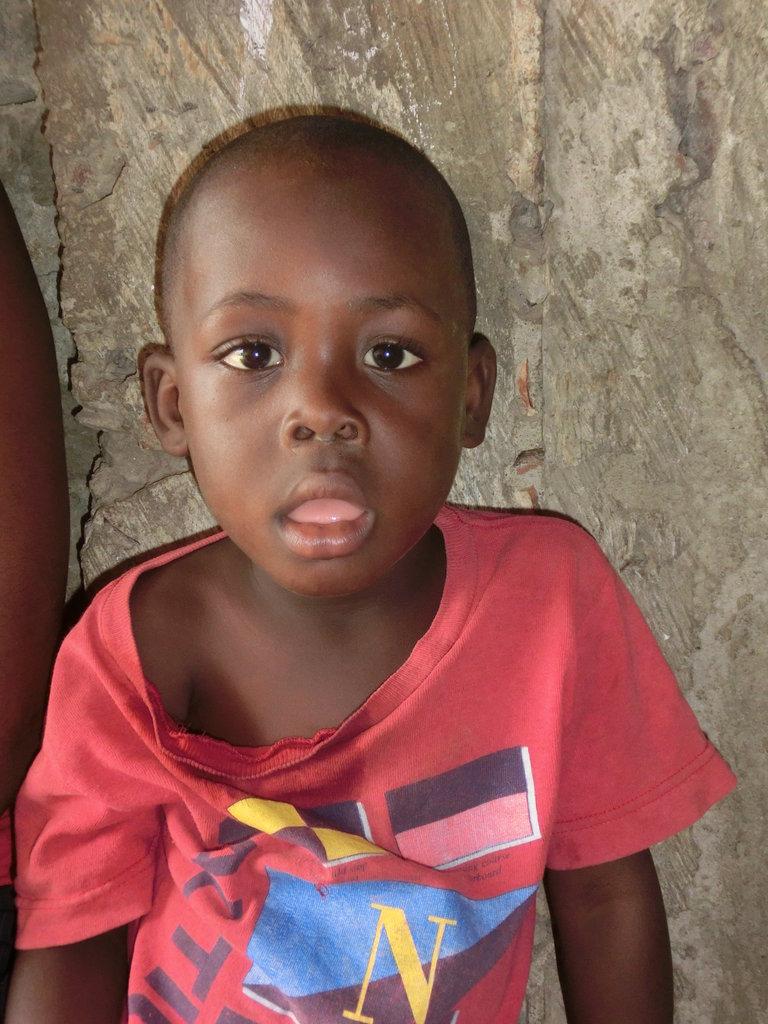 Help Poor Judy Start's Pre-School, Ghana