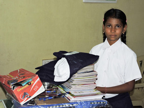 Bright Girl Child Education Sponsorship in Andhra