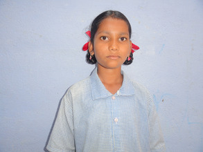 Poor Girl Child getting Quality Education in AP