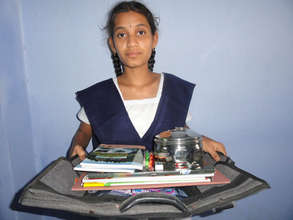 Sponsorship of education for destitute girl child