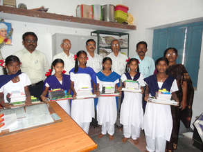Donating Education for Poor Girl Children India