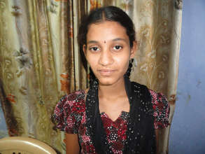 Support a Poor Girl Child Education in India