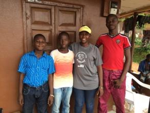A Kidsave Family in Bo