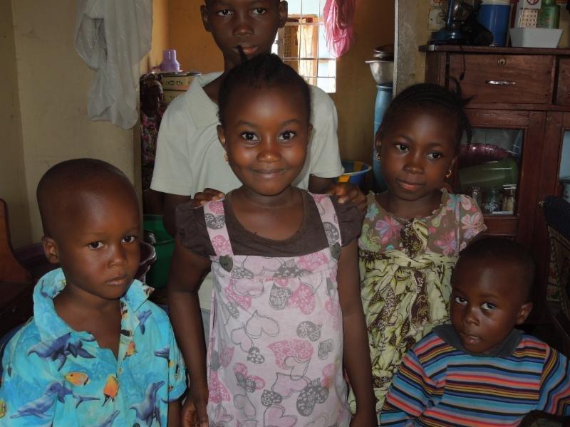 Kidsave Sierra Leone Ebola Orphan Relief