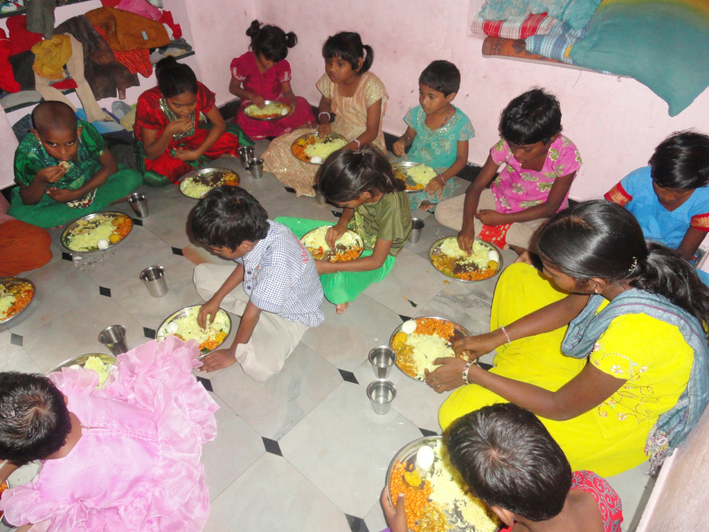 Provide Lunch for Underprivileged Children
