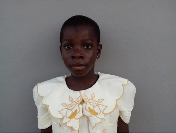 Help Sara go to Primary School in Ghana